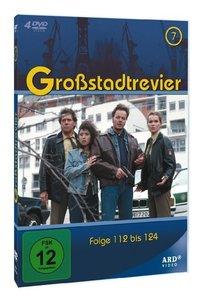 Grossstadtrevier-Box 7 (Folge 112-124)