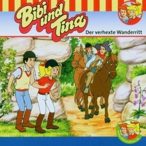 Bibi und Tina 53. Der verhexte Wanderritt. CD