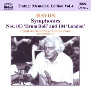 Sinfonien 103+104