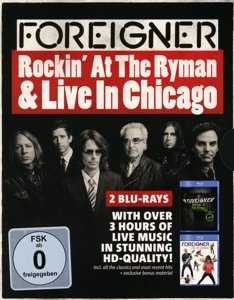 Rockin' At The Ryman/Live In Chicago (Boxset)