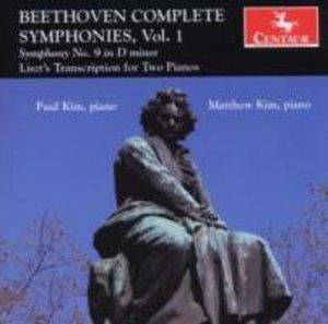 Die Sinfonien Vol.1: 9.Sinfonie