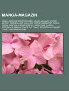 Manga-Magazin