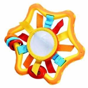 Jumbo Spiele T00012 - Tiny Love: Smarts, My first rattle-Sun