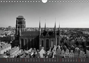 Gdansk a thousand years of history (Wall Calendar 2015 DIN A4 La