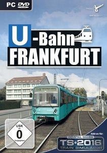 Train Simulator 2015 - U-Bahn Frankfurt