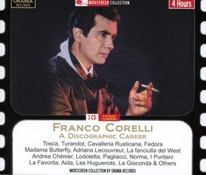 Franco Corelli-Diskographie einer Karriere