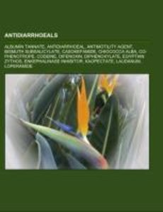 Antidiarrhoeals