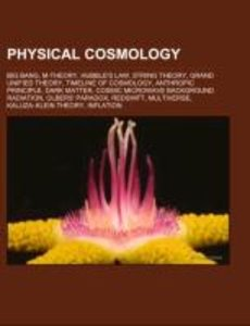 Physical cosmology