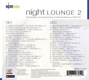 NDR Info-Nightlounge Vol.2