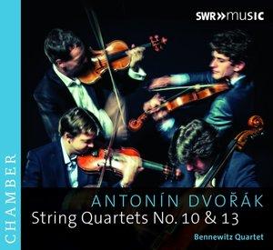 Streichquartette 10 und 13