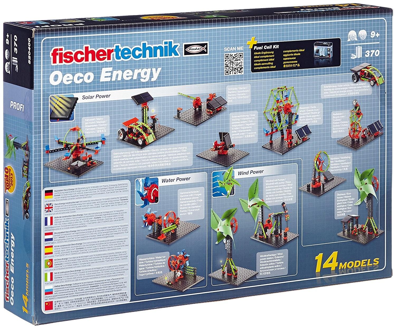 Fischer 520400 - Oeco Energy - zum Schließen ins Bild klicken