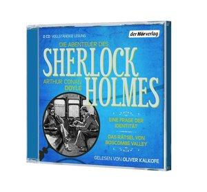 Die Abenteuer des Sherlock Holmes. Eine Frage der Identität & Da