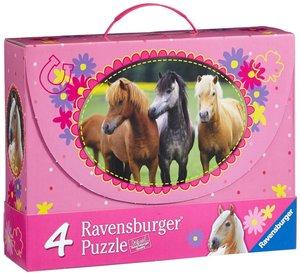 Ravensburger 072682 - Wunderschöne Pferde