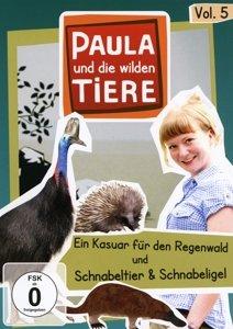 Vol.5:Ein Kasuar für den Regenwald/Schnabeltier