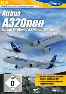 Flight Simulator X - A320 NEO