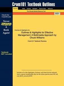 Outlines & Highlights for Effective Management