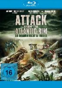 Attack from the Atlantic Rim (Blu-ray)