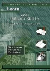 Learn Basic Library Skills Second North American Edition (Librar