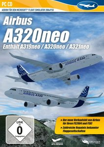 Flight Simulator X - A320 NEO