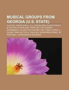 Musical groups from Georgia (U.S. state)