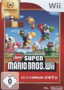 Wii New Super Mario Bros. Selects. Für Nintendo