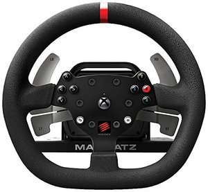 MadCatz Pro Racing Force Feedback Wheel inkl. Pedale (Xbox One)