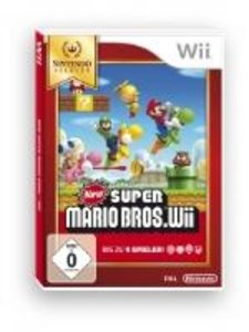Wii New Super Mario Bros. Selects. Für Nintendo