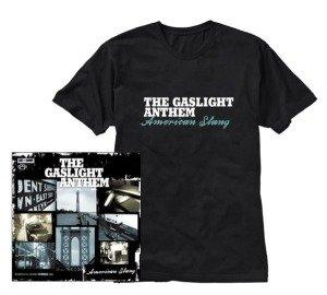 American Slang-CD+T-Shirt Bundle