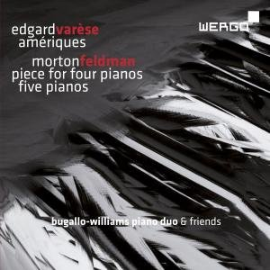 Ameriques/Piece for Four Pianos/Five Pianos