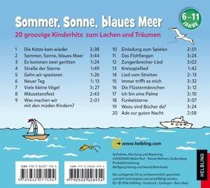 Sommer,Sonne,blaues Meer
