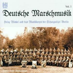 Deutsche Marschmusik Vol.1