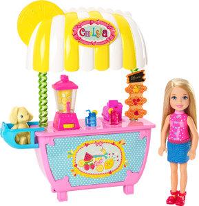 Mattel Barbie Limonadenstand und Chelsea