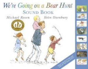 We\'re Going on a Bear Hunt, w. Sound Chip