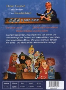 Märchen & Geschichten (3 DVD Box)