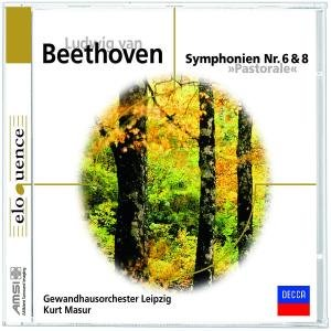 """Sinfonien Nr. 6 & 8 """"Pastorale"""""""
