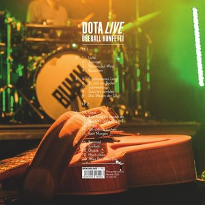 Überall Konfetti (Live-Lim.Ed.+Download)