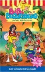 Bibi Blocksberg 31. Auf der Märcheninsel. Cassette