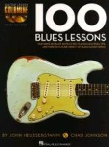 100 Blues Lessons: Guitar Lesson Goldmine