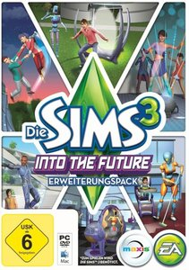 Die Sims 3: Into the Future - Erweiterungspack