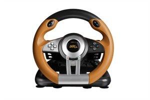 Speedlink SL-6695-BKOR DRIFT O.Z. Lenkrad - Racing Wheel PC, sch