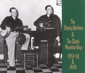 & Clinch Mountain Boys,1953-5