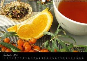 Aus Liebe zum Tee (Wandkalender 2016 DIN A3 quer)