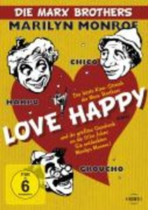 Die Marx-Brothers - Love Happy