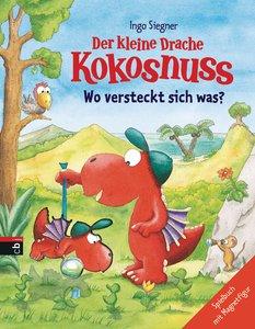 Der kleine Drache Kokosnuss - Wo versteckt sich was?