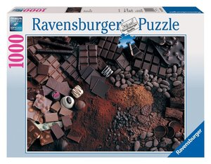 Ravensburger 19165 - Schokolade, 1000 Teile Puzzle