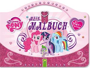 My Little Pony - Mein Taschen-Malbuch