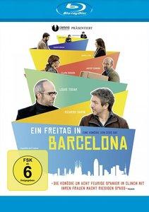 Ein Freitag in Barcelona BD