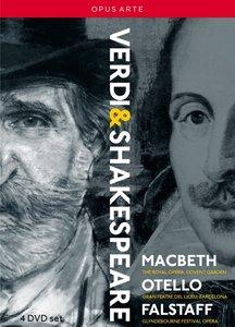 Macbeth/Otello/Falstaff