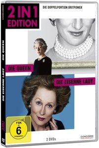 2 in 1 Edition: Die Queen/Die Eiserne Lady (DVD)