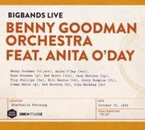 Bigbands Live-Stadthalle Freiburg 15.10.1959
